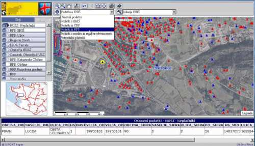 Analize pokritosti - Z orodji 3MAP