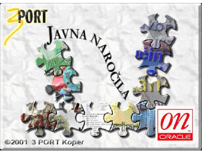 JANA - Vodenje javnih naročil
