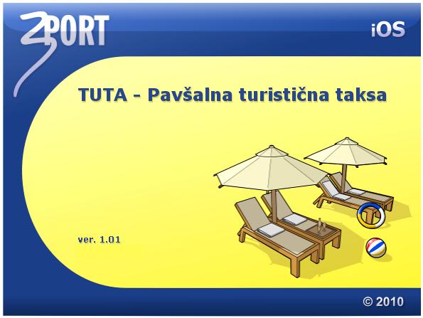 TUTA - letna turistična taksa